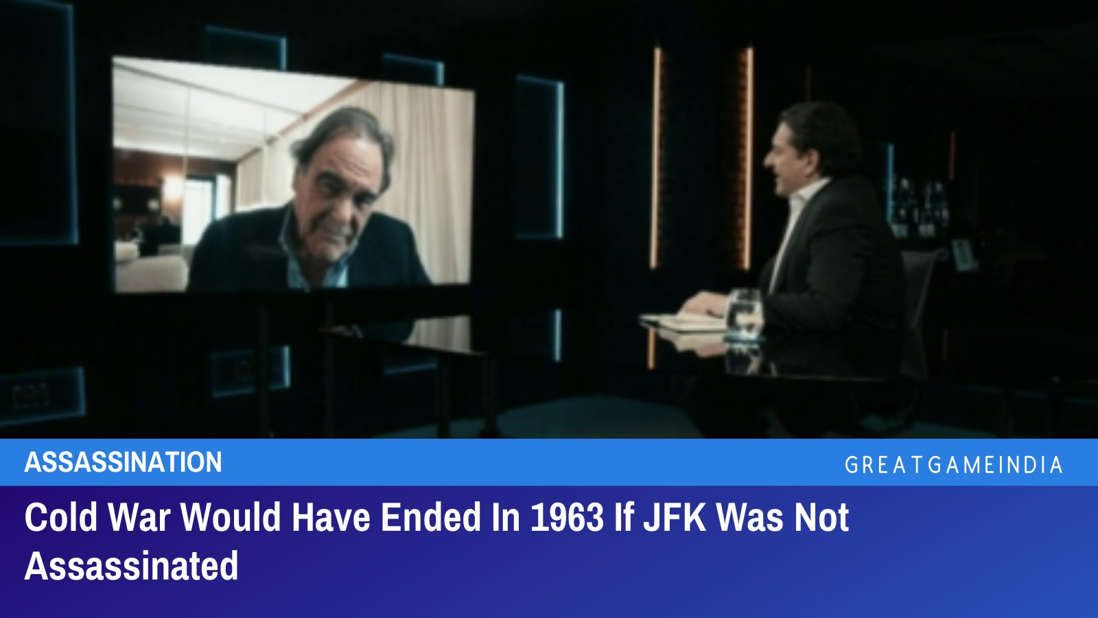 Cold War Would Have Ended In 1963 If JFK Was Not Assassinated